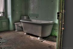 """""""La salle de bain vert"""""""