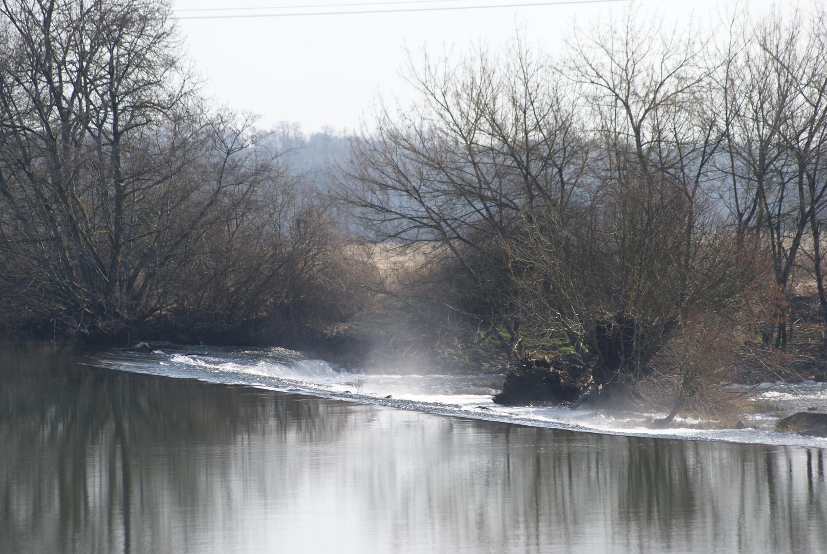 La Saône à Ray sur Saône
