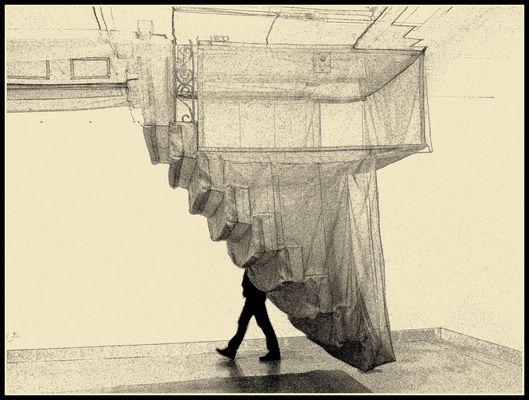 La scala di seta...