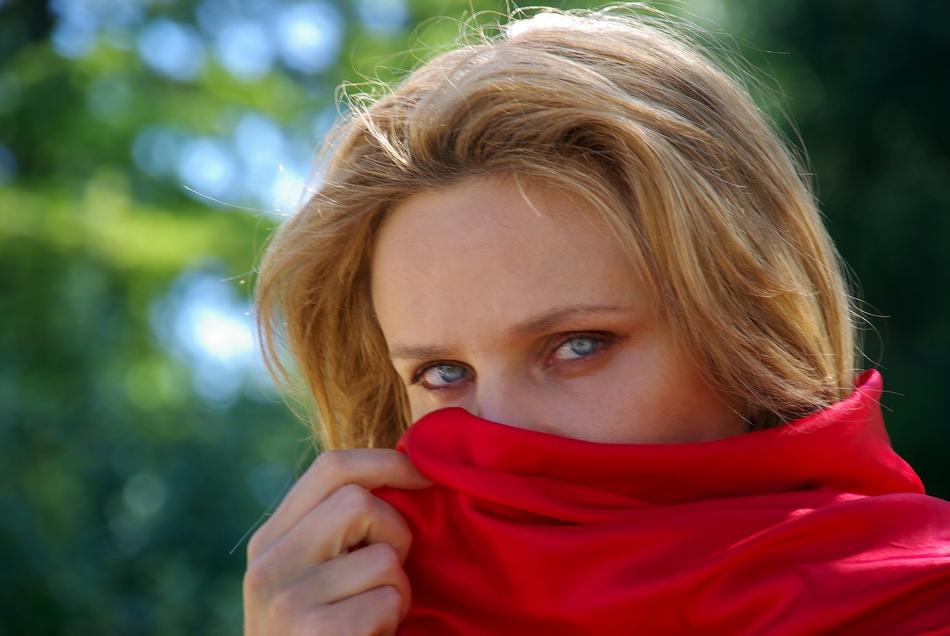 La sciarpa rossa