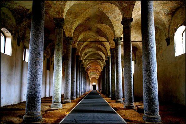 La scuderia degli Sforza