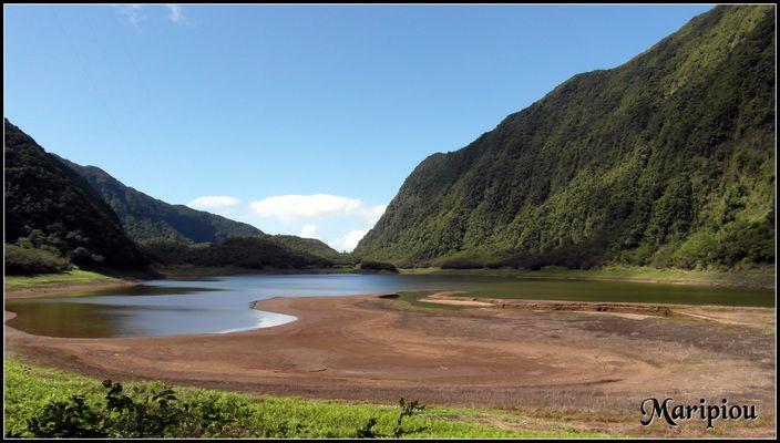 La sécheresse à la Réunion