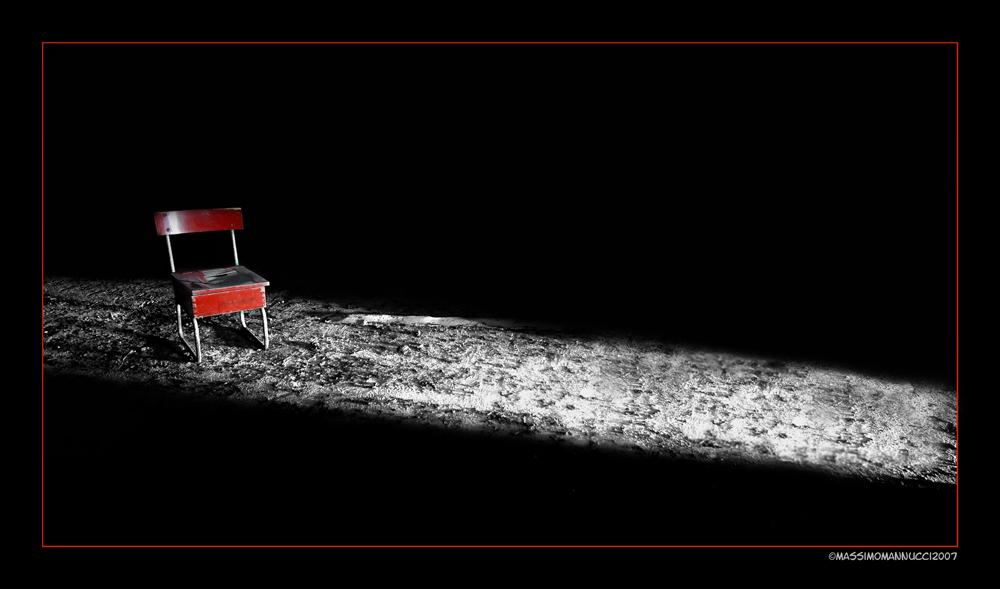 La seggiolina rossa #2