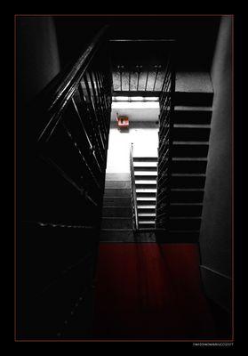 La seggiolina rossa #3