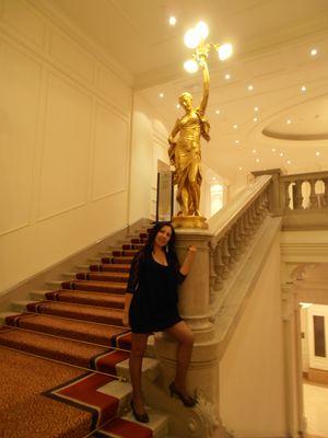 La sensualità del Grand Hotel