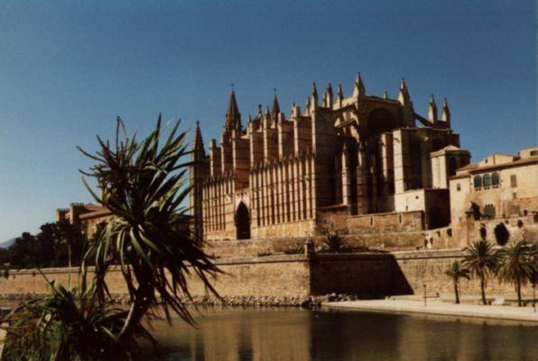 La Seo Kathedrale auf Mallorca