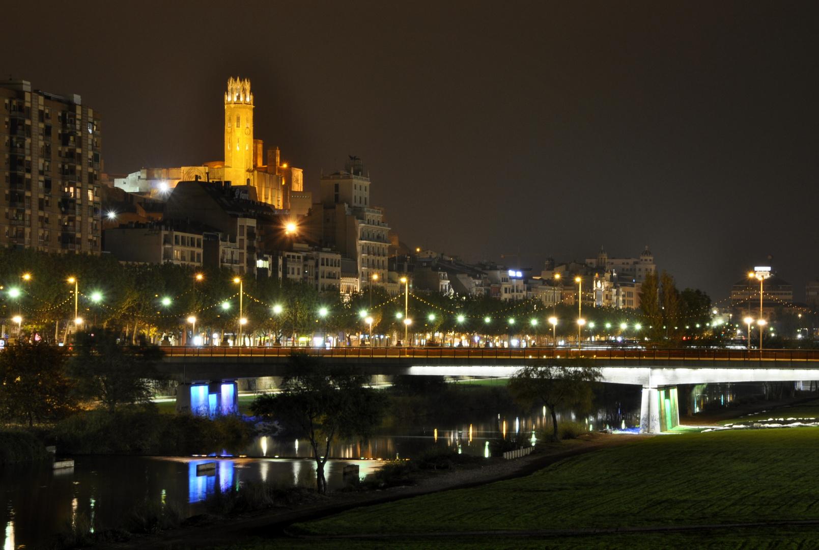 La Seo Vella de Lleida