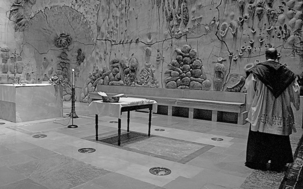 La Seu, Capilla de la Santísima Trinidad.
