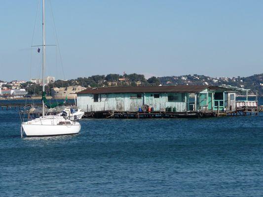 La Seyne sur mer-Var-Maison de pêcheur