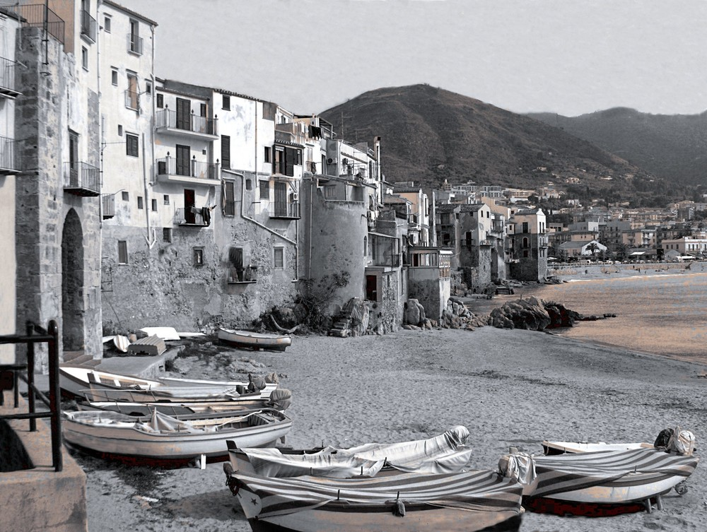 La Sicile d'autrefois