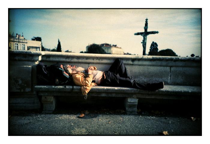 La sieste avec Jésus