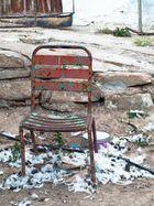 la silla de la muerte