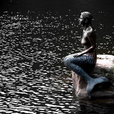 La sirène du lac