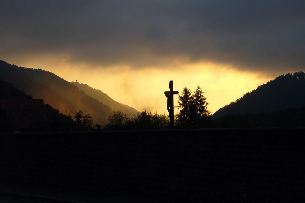 La soleil se lève