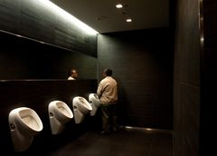 La Solitudine del Piscione - Hommage an Edward Hopper.