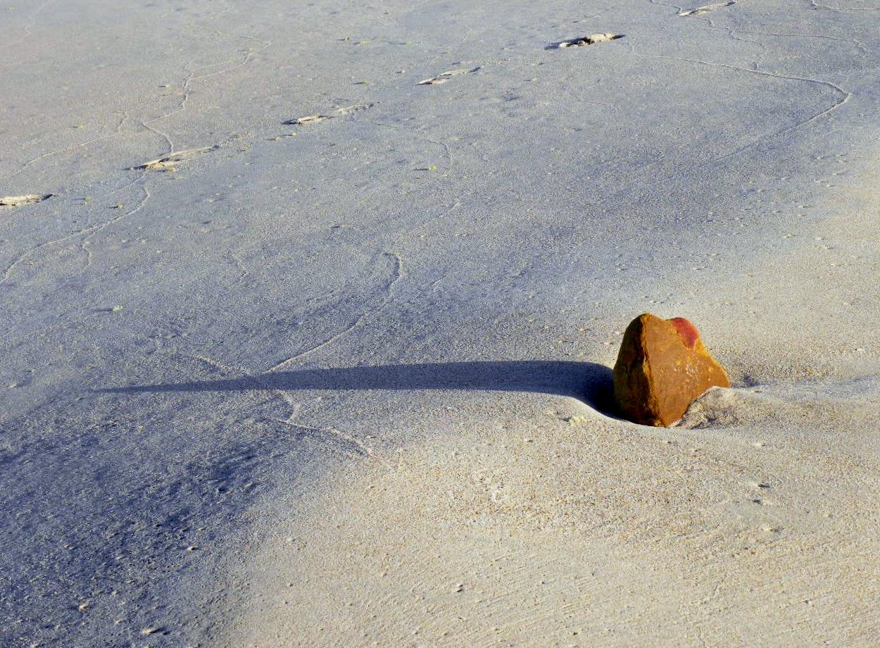 La sombra de la piedra
