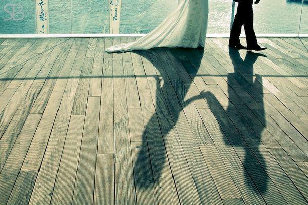 La sombra de los novios