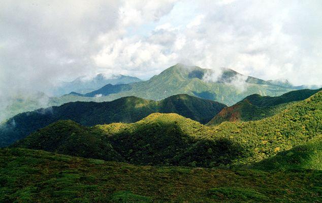 La Soufrière/Guadeloupe