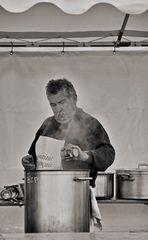 la soupe de poisson du maître ...... ......