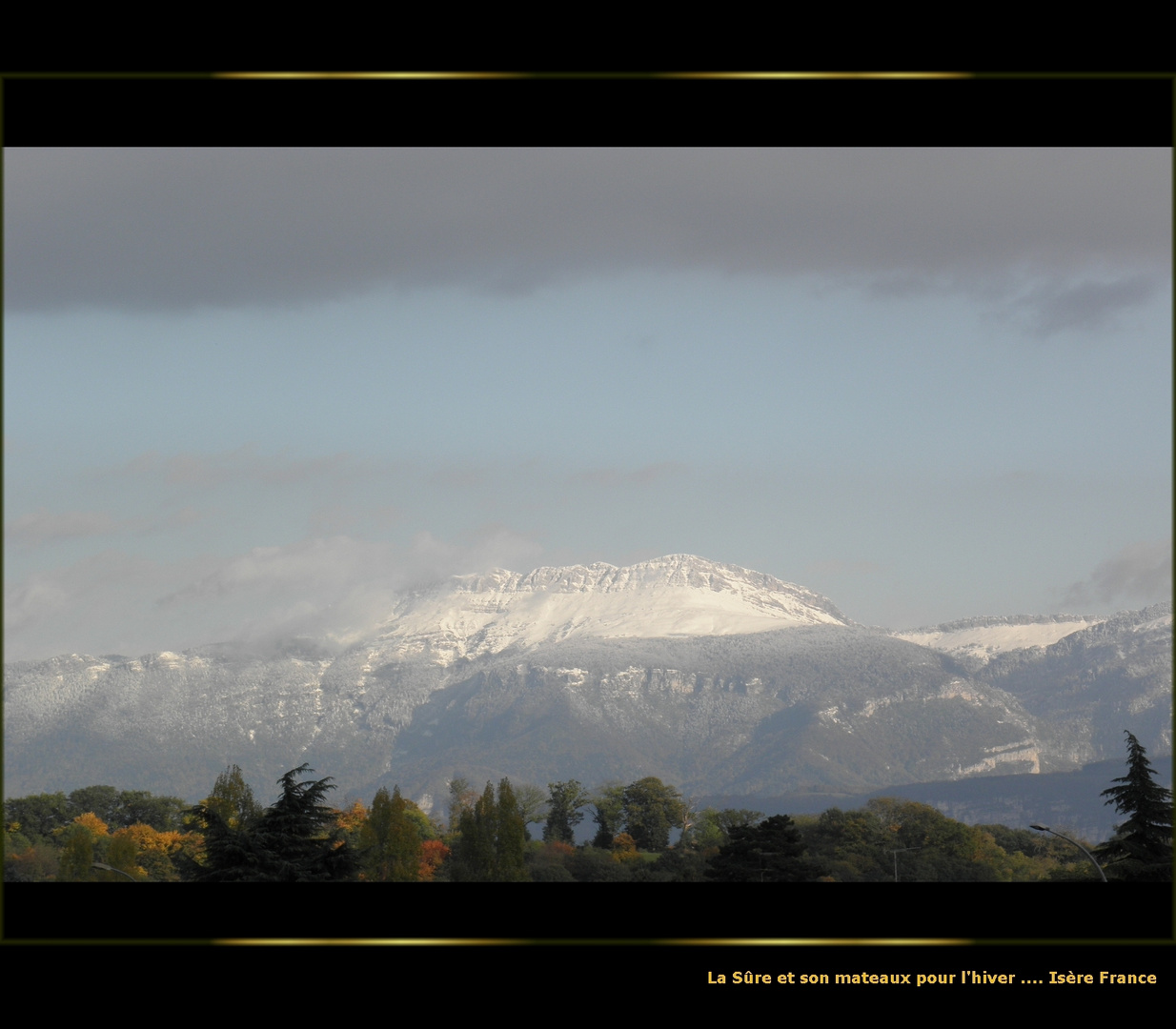 La Sûre Isère France