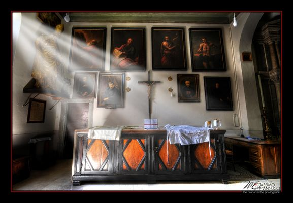 La stanza del Prevosto