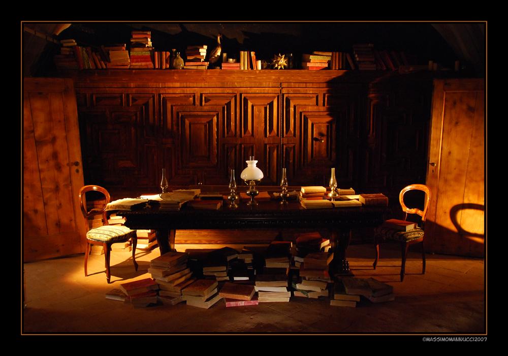 La stanza della lettura
