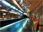 """La station """"Arts-et-Métiers"""", hantée par Jules Verne..."""