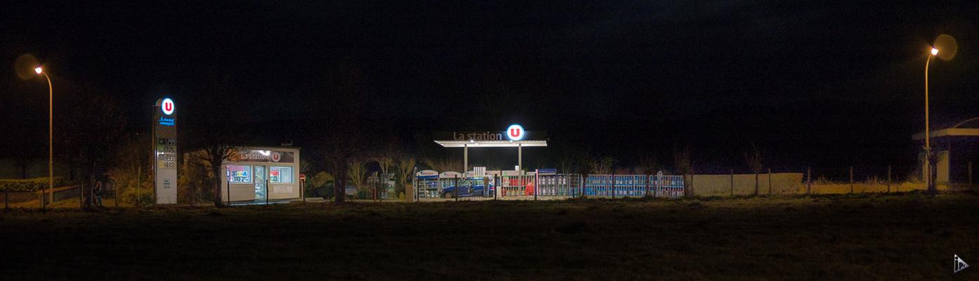 La station service - Gas station