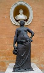 La Statua Piange
