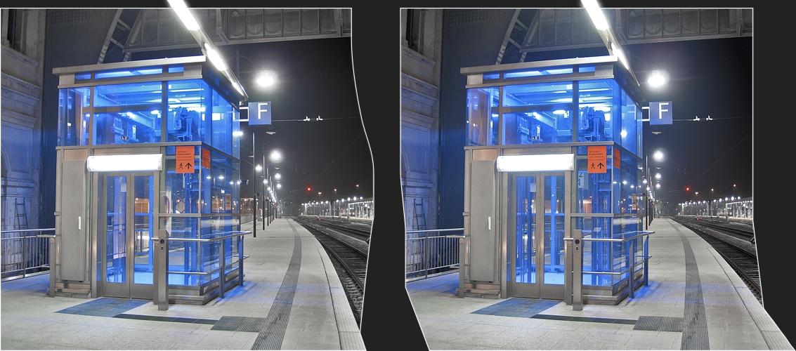La stazione centrale 3D