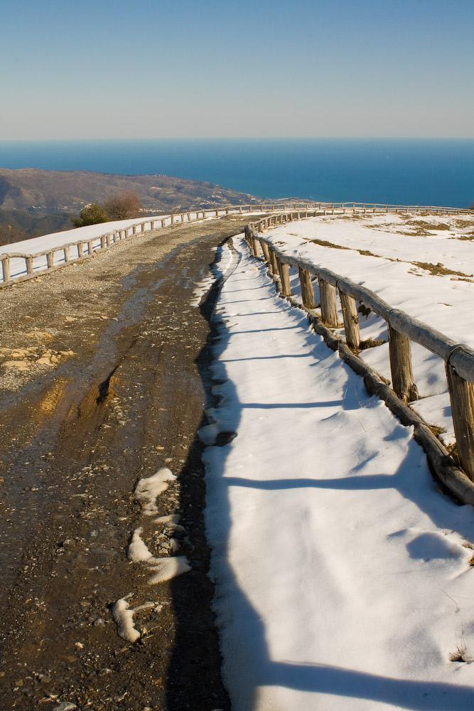 La strada del mare