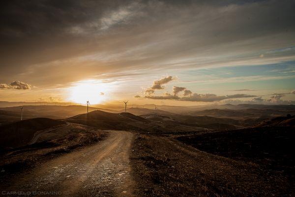 La strada del vento