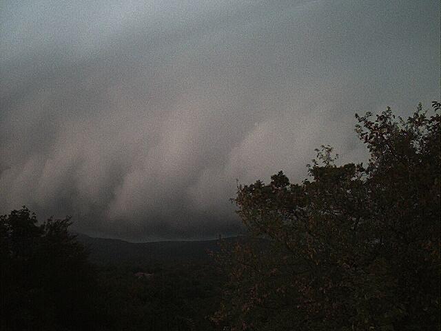 La tempesta in arivo