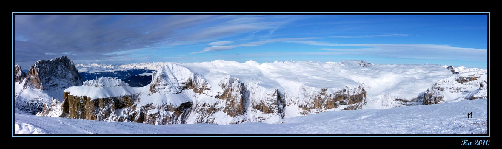 La Terrazza delle Dolomiti Foto % Immagini| paesaggi, formato ...