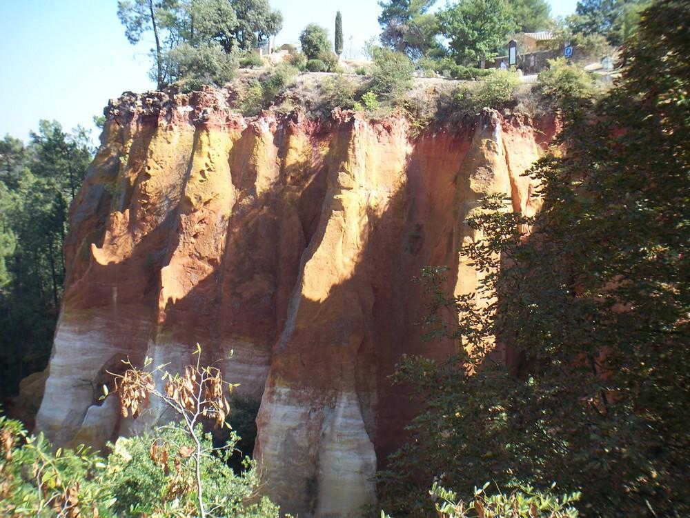 La terre de Roussillon