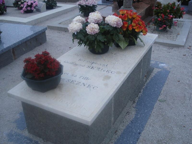la tombe de guillaume seznec  (  l  affaire  seznec  )