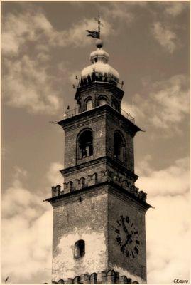 La torre bramantina-Vigevano