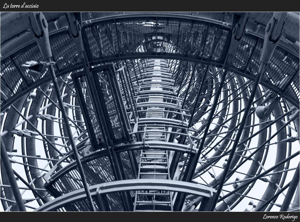 La torre d'acciaio