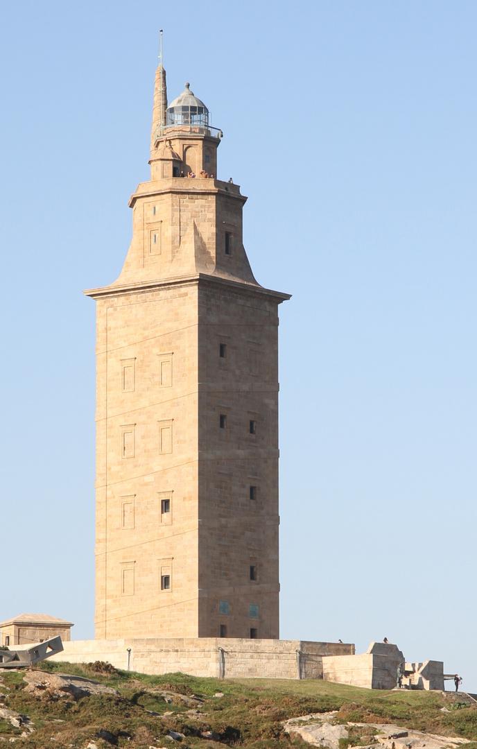 La Torre de Hercules (A Coruña)