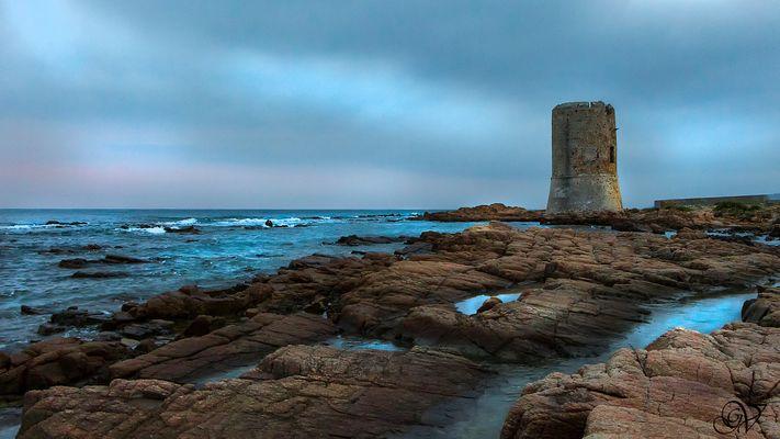 """la torre de """"la Caletta"""""""