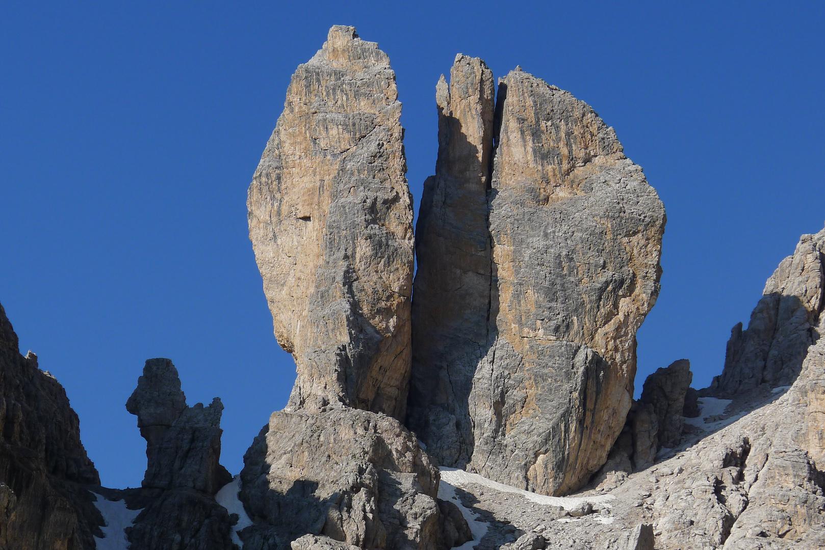 """La Torre del """"Pilato"""" (Angelo Dibona) - (Der Turm in mir - La Torre in me, Serie...)"""