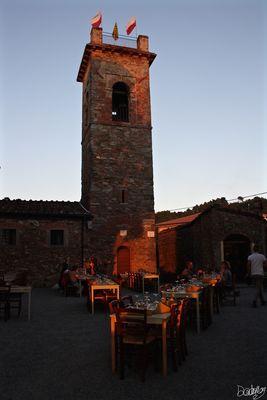 La torre di Gualdo (Massarosa)