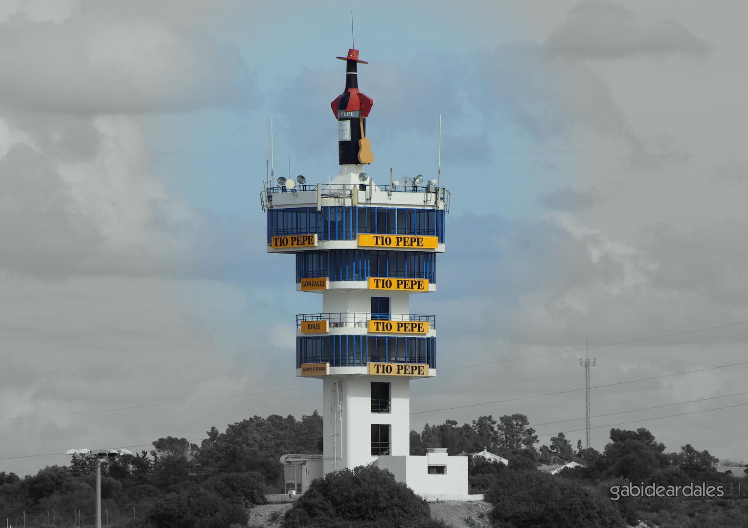 La Torre Tio Pepe.