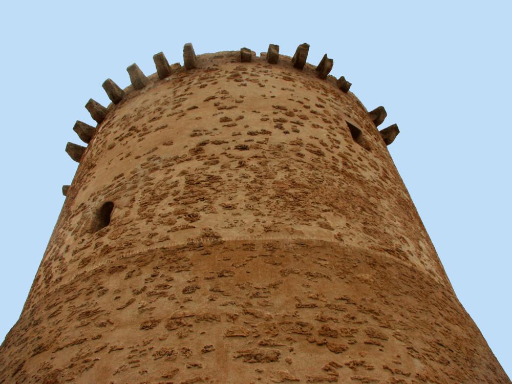 La torre....dal mio punto di vista