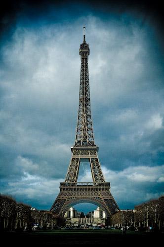 La tour...
