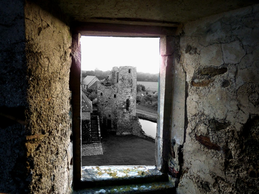 La tour d'Andaine