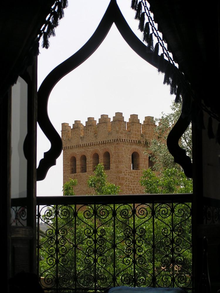 La Tour de Chefchaouen (Maroc)