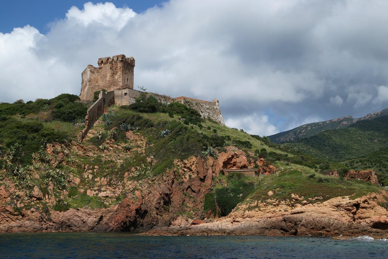 La tour de Girolata
