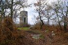 la tour de la vierge, forêt de Fontainebleau