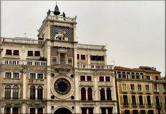 La Tour de l`horloge.